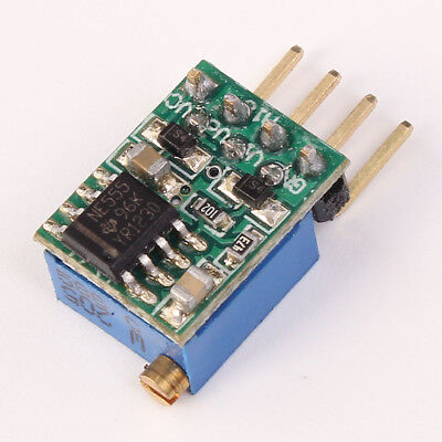 DC 5-15V NE555 Monostable Delay Circuit Module Low Trigger Switch Timer 200mA