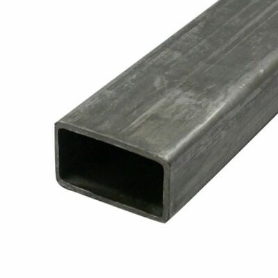 Steel Mechanical Rectangle Tube 1 X 1-12 X 0.083 X 15 Feet 3 Pieces 60