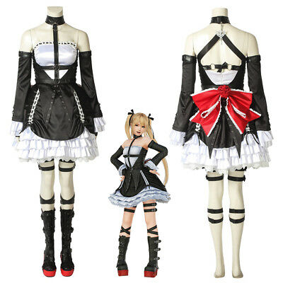 Dead or Alive 6 Marie Rose Costume Cosplay Halloween Lolita Dress (Dead Or Alive Cosplay Kostüme)