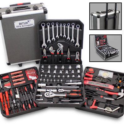 BITUXX® 799 tlg Werkzeugkoffer Set Werkzeugkasten Werkzeugbox Werkzeugtrolley