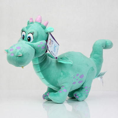 Disney Sofia The First Plush Toy Crackle Dragon Stuffed Animal Soft Doll 16 inch (Sofia The)