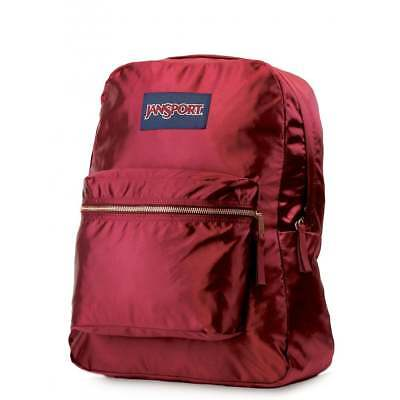 JanSport JS0A3C4W50C High Stakes Backpack, Russet Red/Rose G