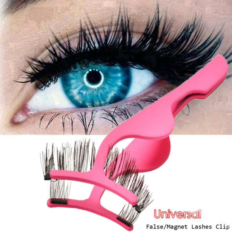 False Eyelashes Extension Applicator Remover Clip Tweezer Nipper Beauty Tool