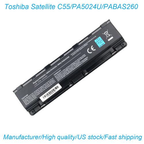 Laptop Battery for Toshiba Satellite C55 C55D C55T C850 C855