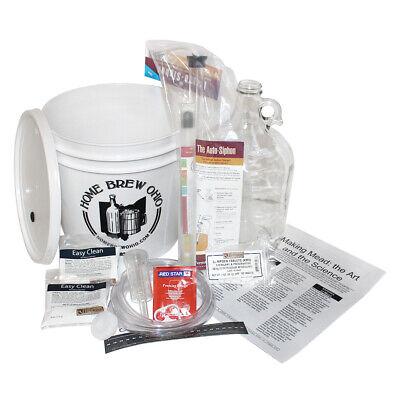 Brew Kit - Home Brew Ohio One Gallon Mead Starter Kit