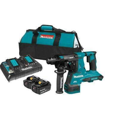 Makita Xrh08pt 36 Volt 1-18 Inch Sds-plus X2 Lxt Brushless Rotary Hammer Kit