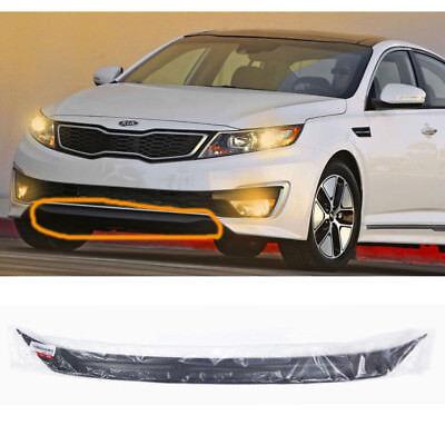OEM Kia 2011 ~ 2013 Optima Hybrid Lower Deflector Front Bumper Lip 865914U000