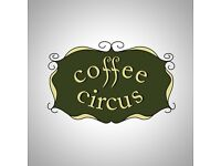 *** UP TO £8.5 p/h + TIPS *** Experienced Speciality Coffee Shop Barista Wanted