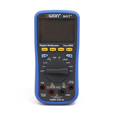 Owon B41t 4 12 Digital Multimeter With Bluetooth Tester Backlight True Rms