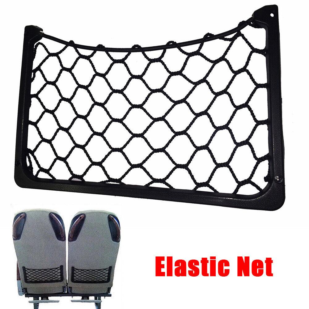 2Pcs 300 X 200mm  Elastic Net Storage Magazine Holder Car Caravan Motorhome Boat