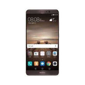 Huawei Mate 9 MHA-L29 - 64GB - Mocha brown (Unlocked) Smartphone (Dual SIM)