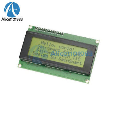 3.3v 20x4 Character Lcd Module Display Hd44780 Contrast Wide View For Arduino