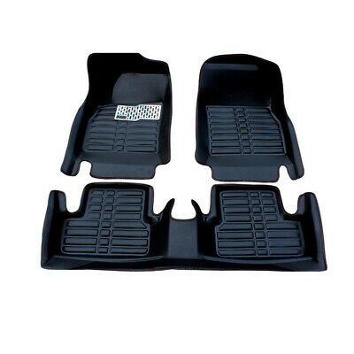 For Toyota Camry 2007-2019 Car Floor Mats Front& Rear Liner Waterproof Auto Mats