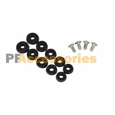 - 14 Pcs Beveled Faucet Washers and Screw Assortment