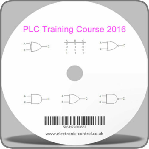 Plc Programming Training Course Ladder Logic Engineer trainer Beginner Edition