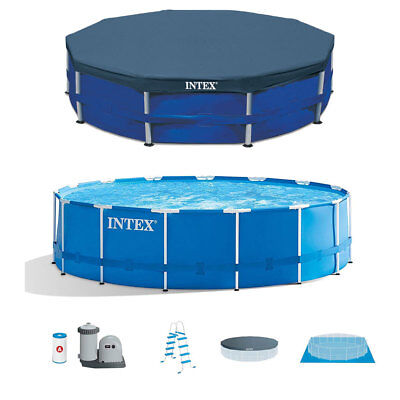 Intex Above Ground Pools - Intex 15' x 48