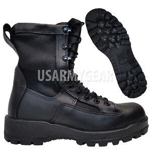 Boys Combat Boots - Yu Boots