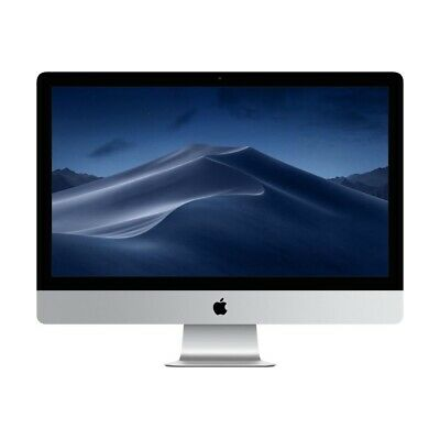 Apple iMac 2019 21.5 4K MRT42LL/A i5 3.0GHz 8GB RAM 1TB HD Radeon Pro 560X#15780