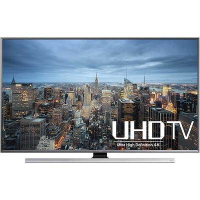 Samsung UN40JU7100 - 40-Inch 4K 120hz Ultra HD Smart 3D LED HDTV