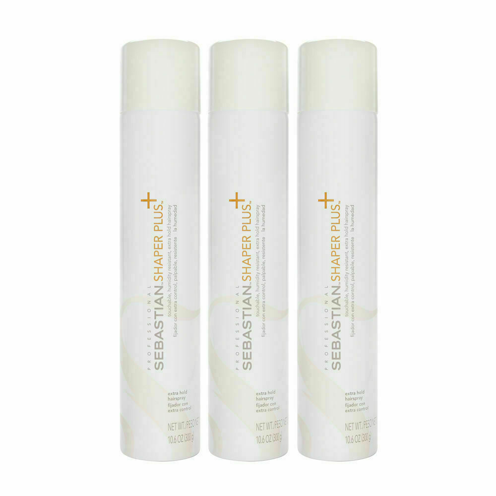 Sebastion Professional Shaper Plus Hairspray, 10.6 oz