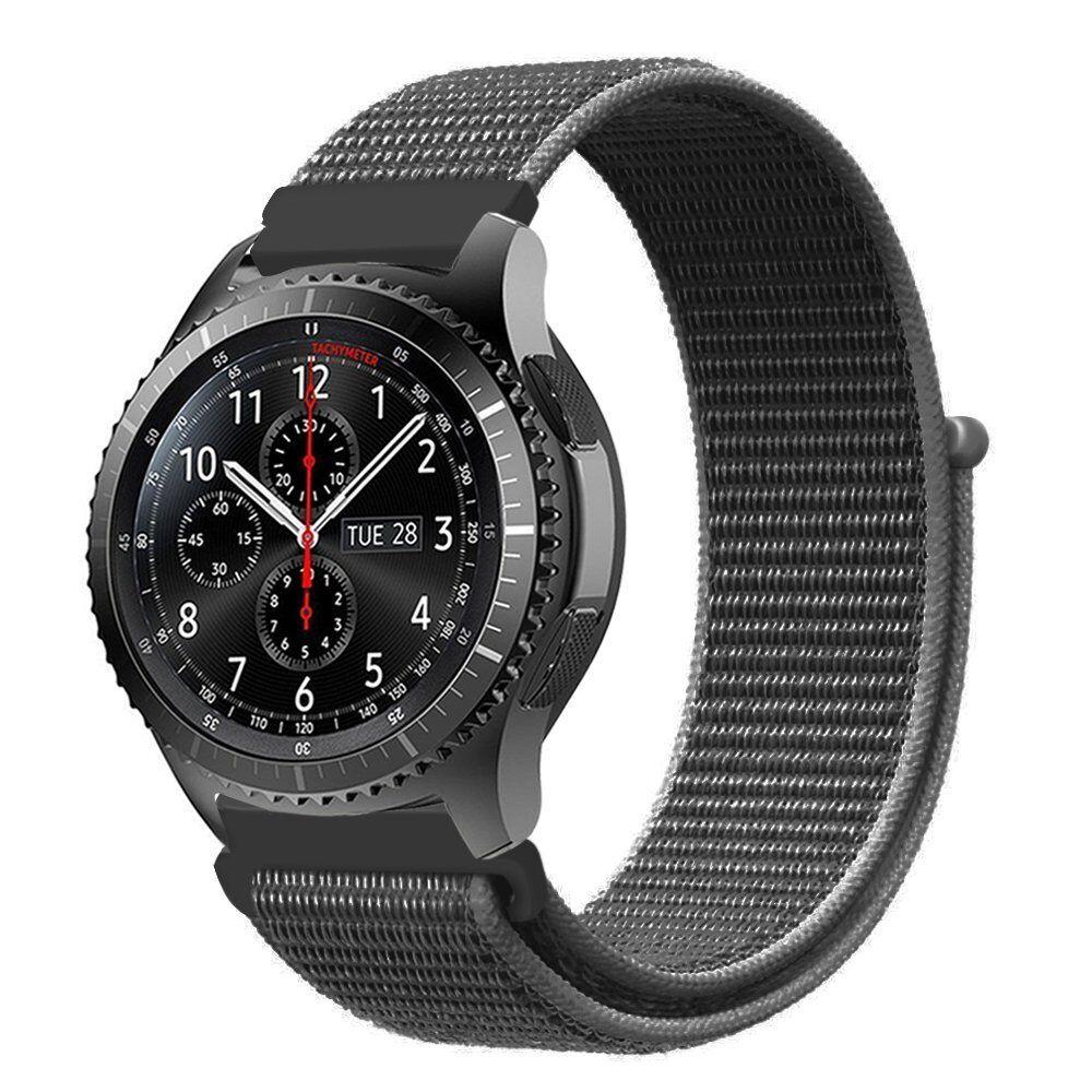 Für Samsung Gear S3 Frontier / S3 Classic Nylon Erstatzband Uhrenarmband UhrBand