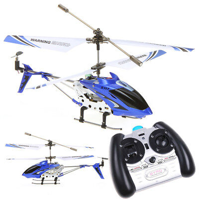 Cheerwing S107 Phantasm 3CH 3.5 Channel Mini Remote Control Helicopter with Gyro