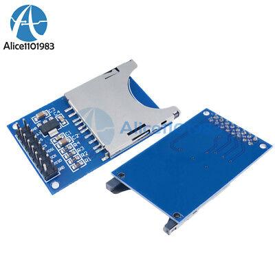 5pcs Sd Card Module Slot Socket Reader For Arduino Arm Mcu Read And Write