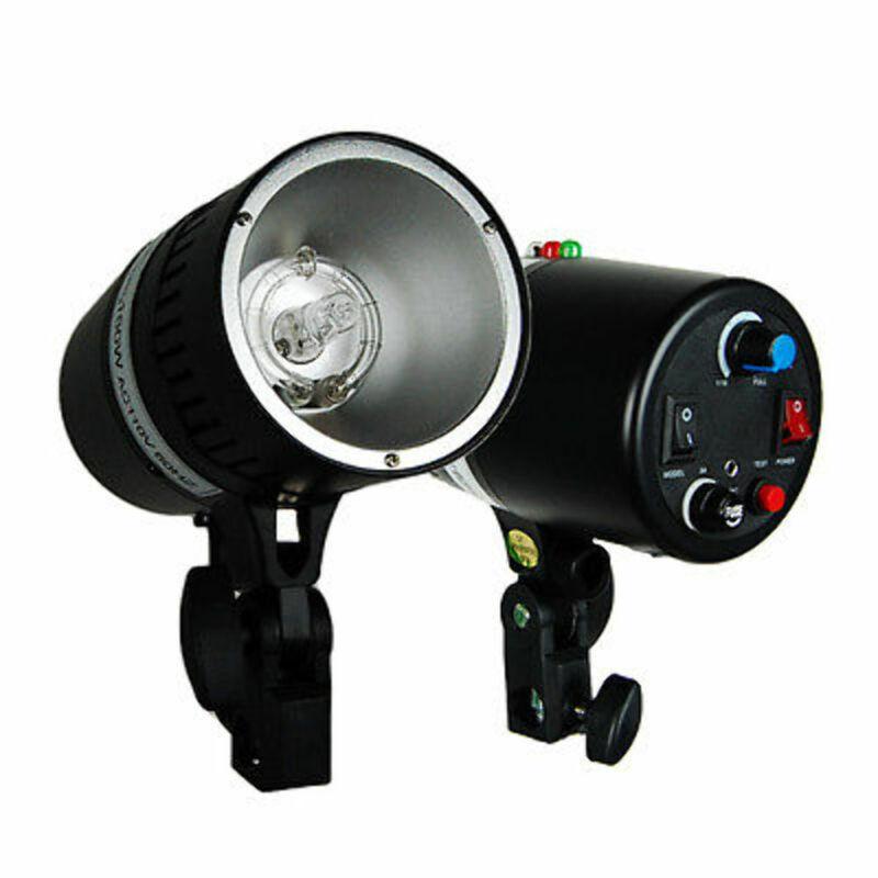 160W Photography Photo Studio Flash Lighting Photo Light Monolight Studio Strobe