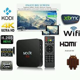 4k Android tv box with kodi 16.1