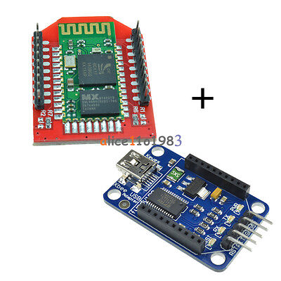 New Arduino Bluetooth Bee Slave Module With Bluetooth Bee Xbee Adapter