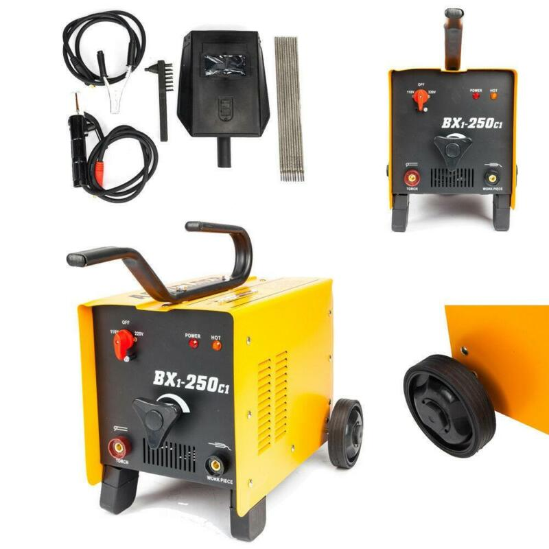 ARC MMA 250 AMP Welder Welding Soldering Machine 110V/220V DIY Tool Accessories