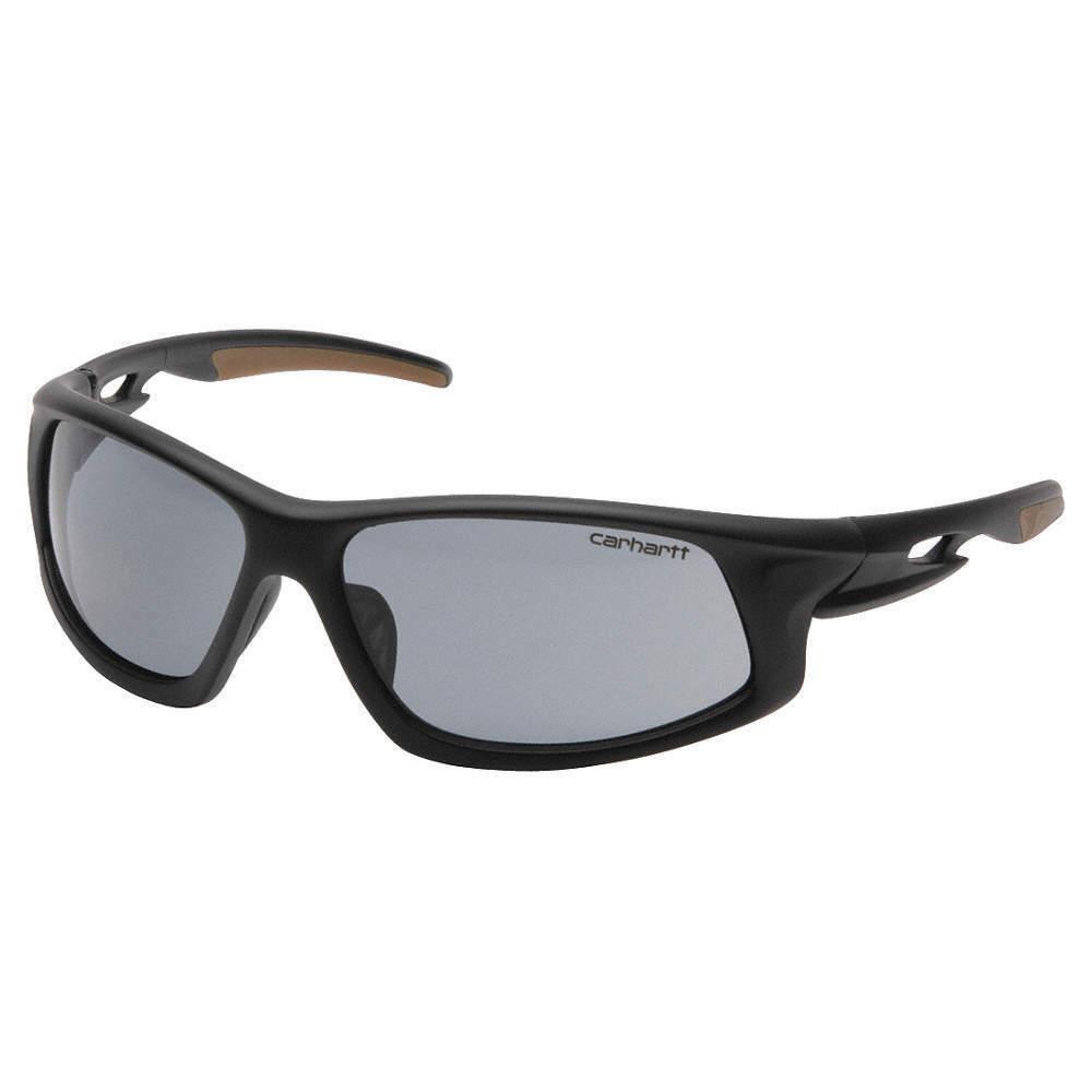 Carhartt CHB620DTCC Ironside Sandstone Gray Anti-Fog Lens with Black/Tan Frame Business & Industrial