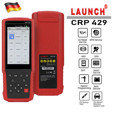 Abba Öl (Launch CRP429 KFZ PKW Profi Diagnosegerät OBD2 CAN OBDII Diagnose Scanner MK808)