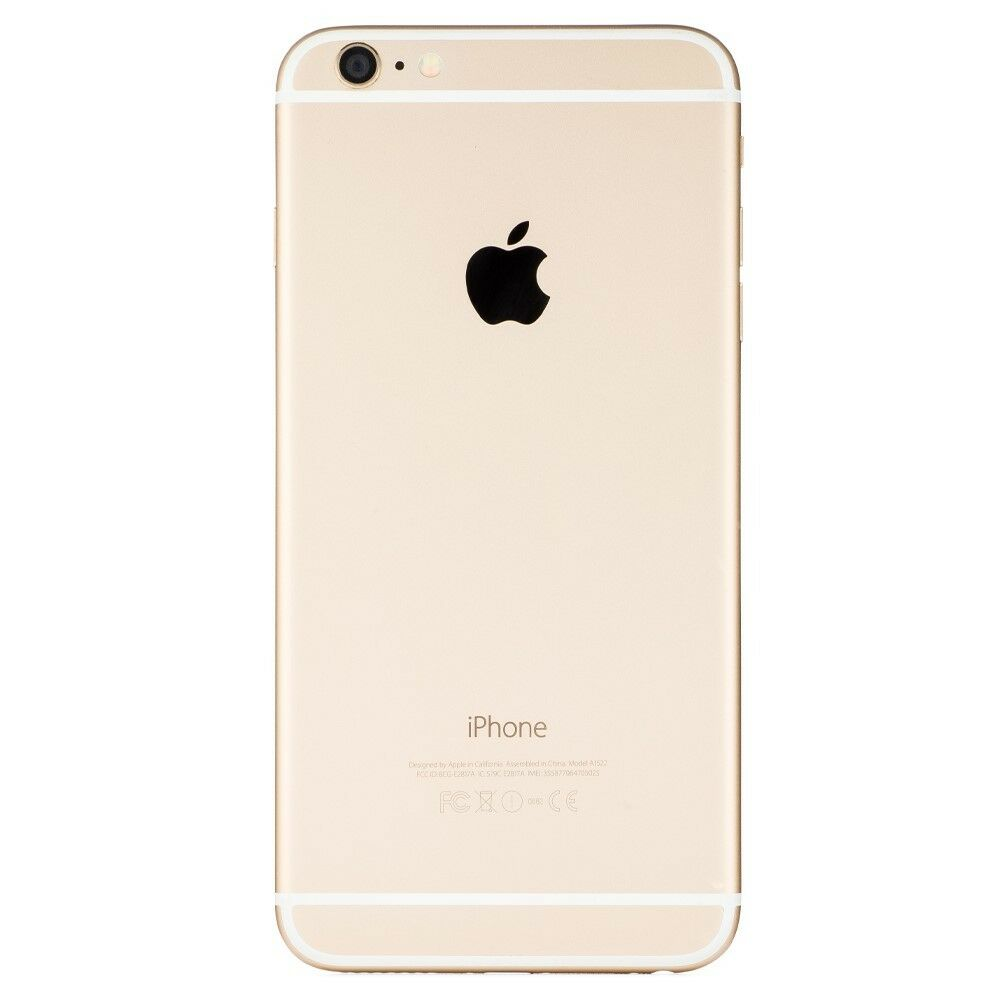 Apple iPhone 6 Plus Smartphone Choose AT&T Sprint Unlocked T-Mobile or Verizon