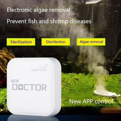 Bluetooth Algae Remove Chihiros Doctor Twinstar Aquarium Plant Fish Shrimp Tank