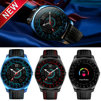 V10 Bluetooth Smart Watch Unlocked GSM Phone Heart Rate Monitor For Android (10 Heart Rate Monitor Watch)