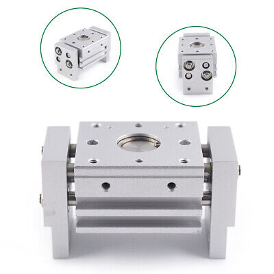 Mhl2-10d Cylinder Double Piston Parallel Style Air Grippers Clamping Pneumatics