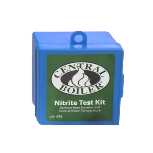 Central Boiler New (#598) Test Kit PH Strips Wood Boiler Water Nitrite Test