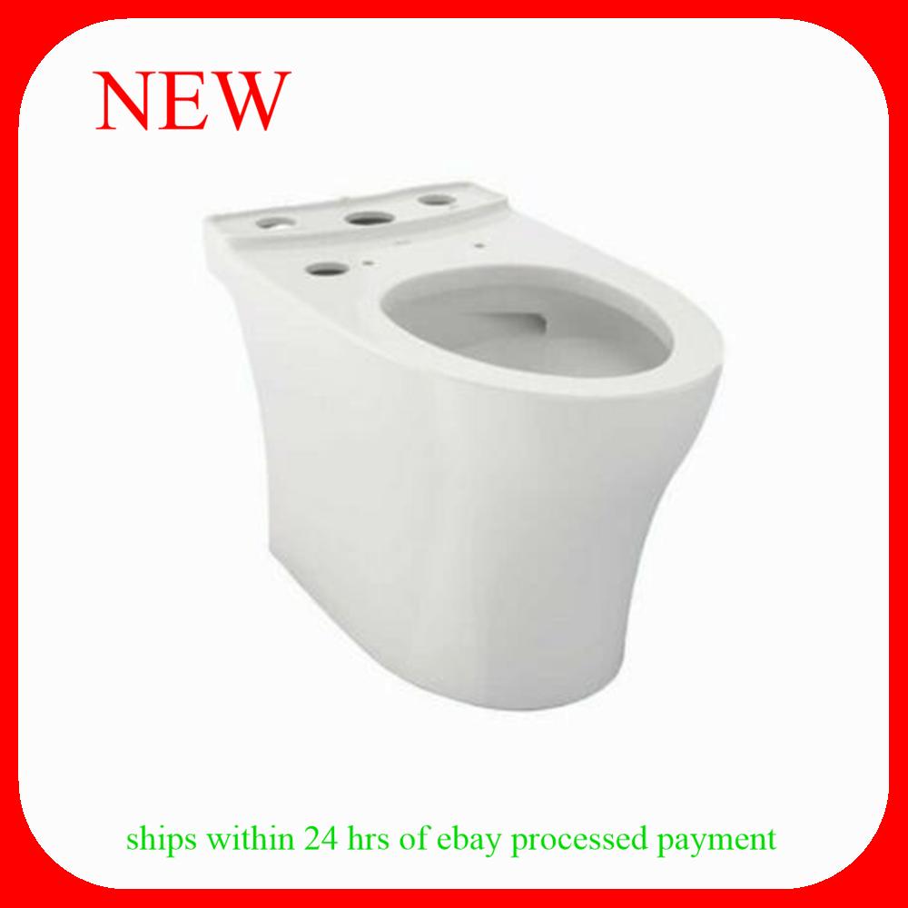 Toto Aquia IV Elongated Toilet Bowl  with CeFiOntect