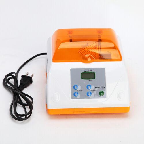 Amalgamator Dental Digital High Speed Mixer HL-AH Amalgam Capsule Express Ship