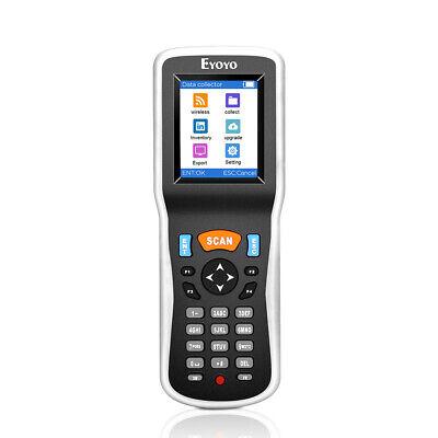 Eyoyo 1d Wireless Barcode Scanner Data Collector Data Terminal Inventory Device