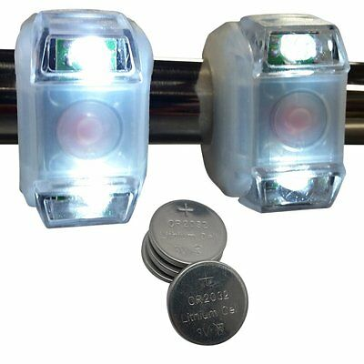 Bright Eyes Portable Marine LED Emergency  - Boat Bow or Stern Safety Light Bright Eyes Light