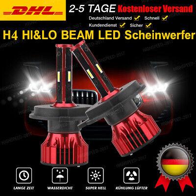 2x 100W LED NEBELSCHEINWERFER LAMPEN H4 für AUDI A1 8X A3 8P A4 B6 B7 B8 A6 C6