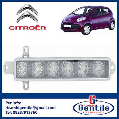 Citroen c1 scheinwerfer frontscheinwerfer for Citroen c1 led verlichting