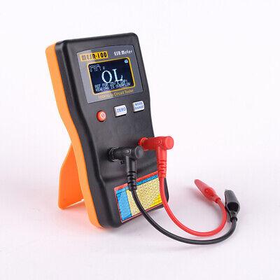 Mesr-100 Esr Capacitance Ohm Meter Cap Resistance Capacitor Circuit Tester P3b2