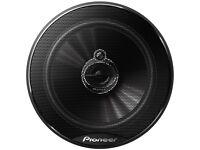 "TS-G1733i Pioneer 17cm 6.5"" 3 Way Coaxial Car Door Shelf Car Speakers 250w"