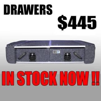 rear drawers 4x4 4wd EmuX