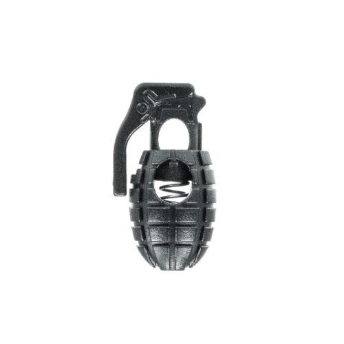 Plastic Grenade Cord Lock Stopper - Multiple Colors