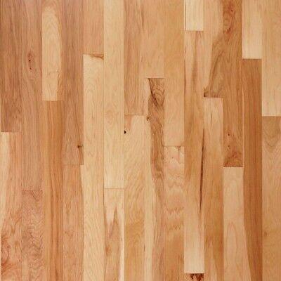 Hickory Natural CLICK LOCK Engineered Hardwood Flooring $1.9
