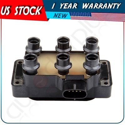 New ignition Coil Pack NEW for Ford Mazda Mercury V6 4.0L 4.2L ()